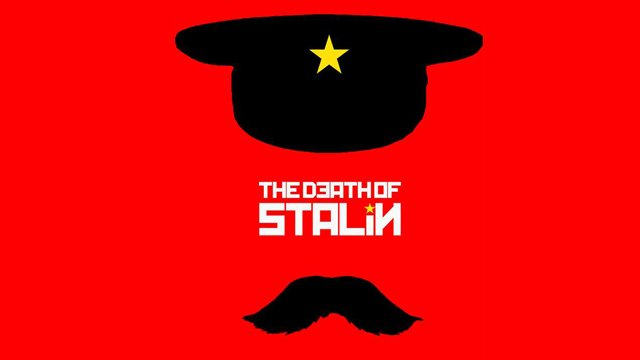 The Death of Stalin movie is based on The Death of Stalin comic from Titan.