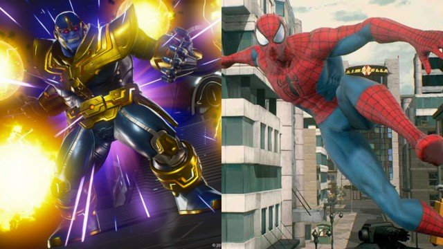 Comic-Con: Marvel vs. Capcom: Infinite Gameplay Trailer with Spider-Man and Thanos