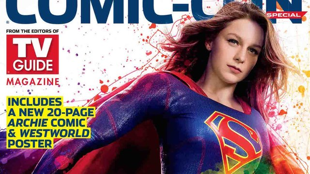 Take a look at TV Guide SDCC covers. These TV Guide SDCC covers feature CW heroes.