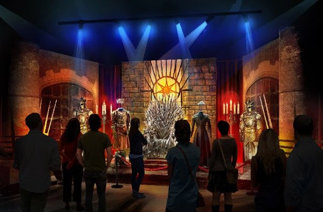 Game of Thrones Touring Exhibition Coming This Fall