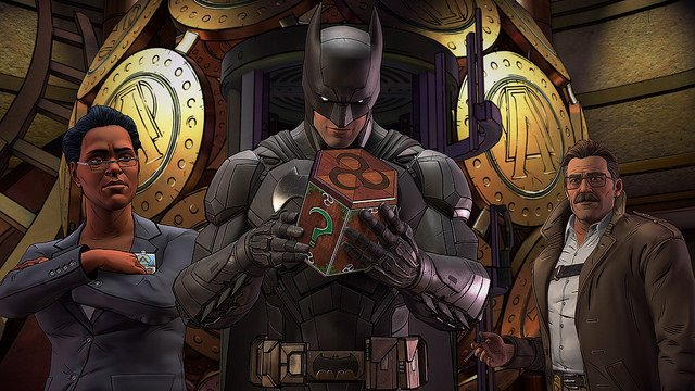 Telltale Games' Batman: The Enemy Within Launch Trailer Debuts