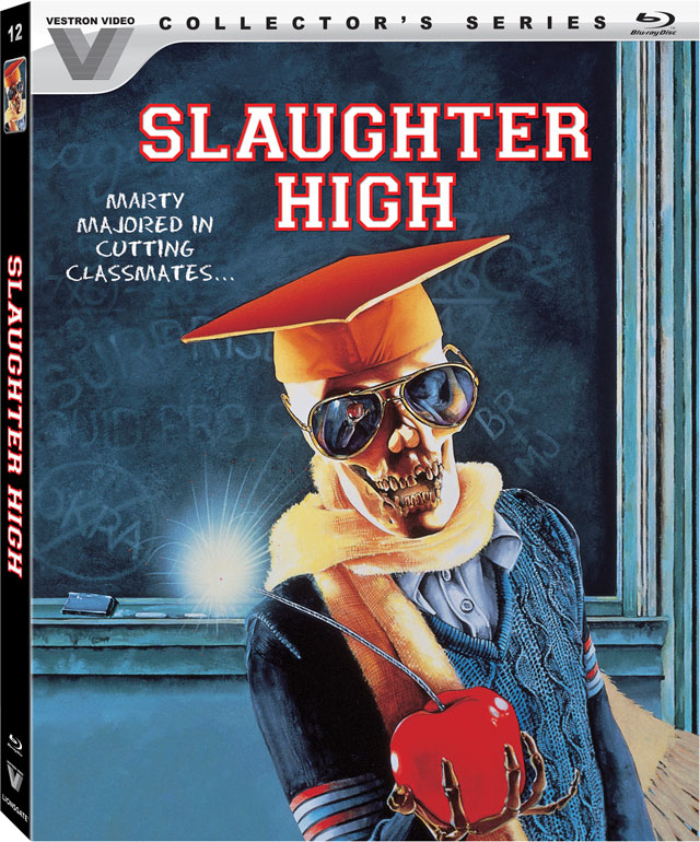 Slaughter High Blu-ray Coming from Vestron