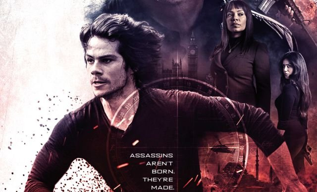 New American Assassin Poster Assembles the Assassins