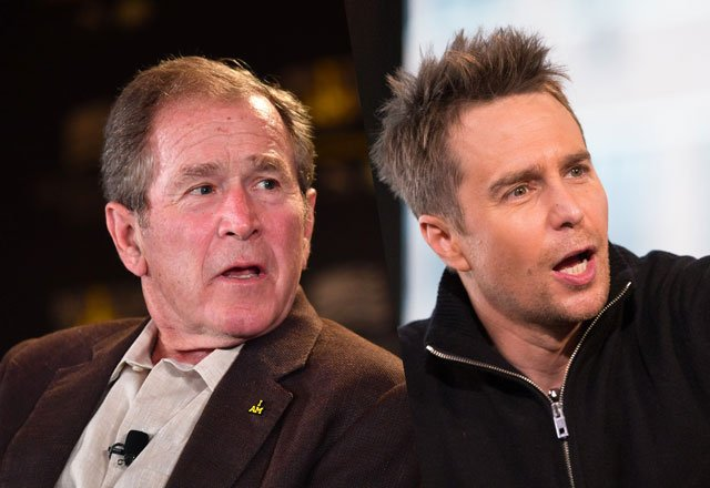 Sam Rockwell to Play George W. Bush in Cheney Biopic