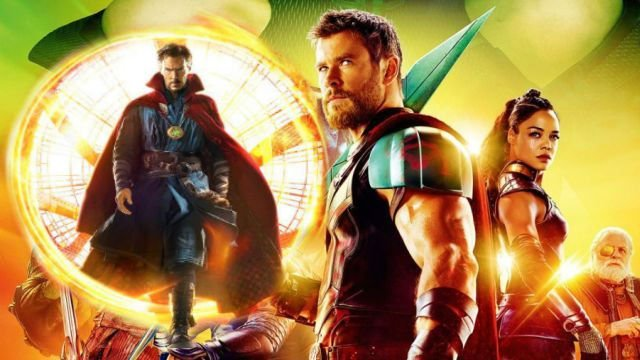 Doctor Strange Appears in International Thor: Ragnarok Trailer