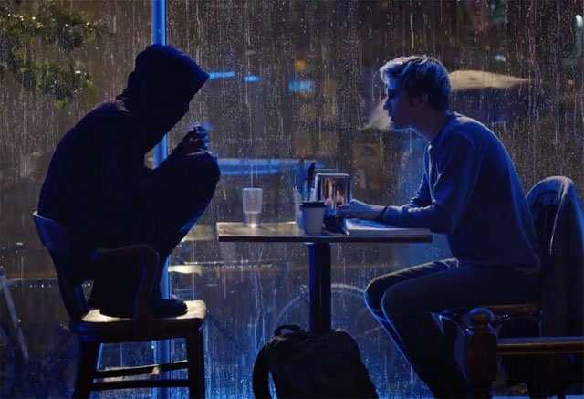 New Death Note Movie Clip: L Confronts Light