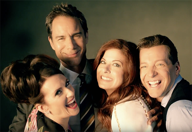 Will & Grace Renewed for Another Season, Plus New Trailer
