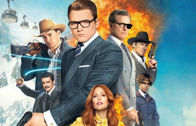 Check Out the Kingsman: The Golden Circle International Poster