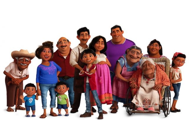 Check out some all-new info on the story of Disney•Pixar'sCoco