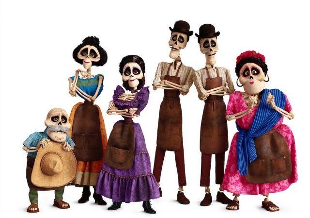 Check out some all-new info on the story of Disney•Pixar's Coco