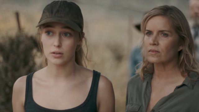 The cast gives us a look at Fear the Walking Dead season 3B