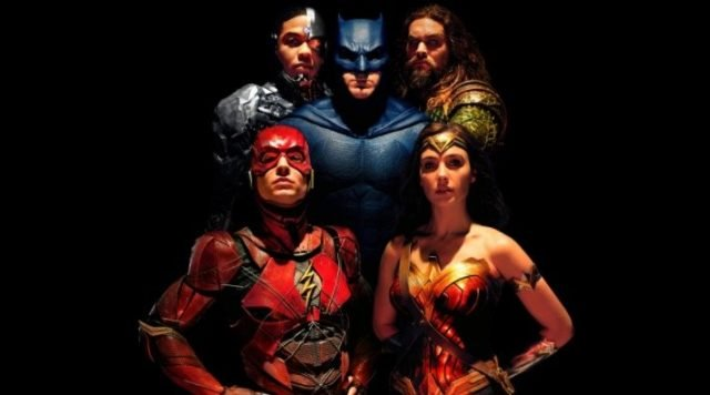 Check Out These Justice League Character Images