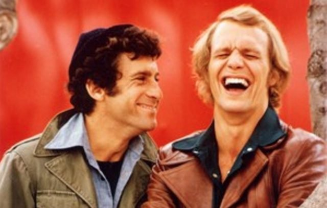 James Gunn signs on for Amazon's 'Starsky & Hutch' continuation series