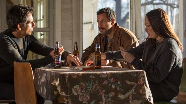 Oscar Buzz for Adam Sandler in The Meyerowitz Stories Trailer