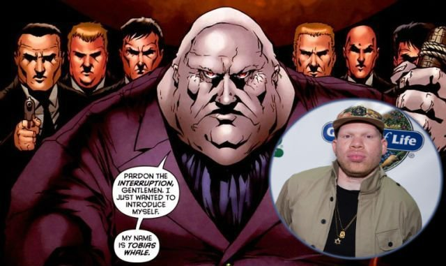 Black Lightning Casts Rapper Krondon as Villain Tobias Whale