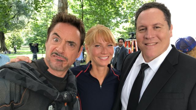 Potential Avengers 4 Spoiler Spotted in New Set Photos