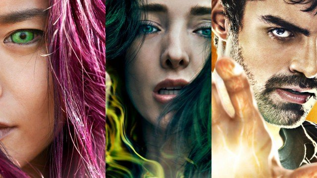 The Gifted Character Posters Tease the Mutants of the Series
