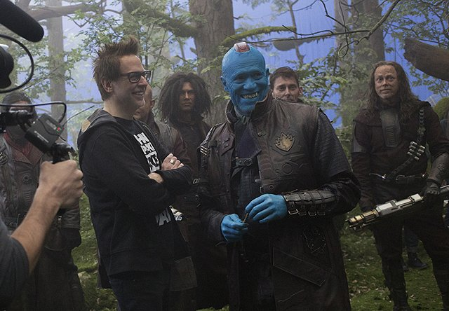 James Gunn Talks Guardians 3 Title and Completing the Trilogy
