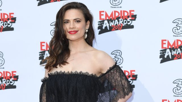Hayley Atwell Joins Disney's Christopher Robin Movie