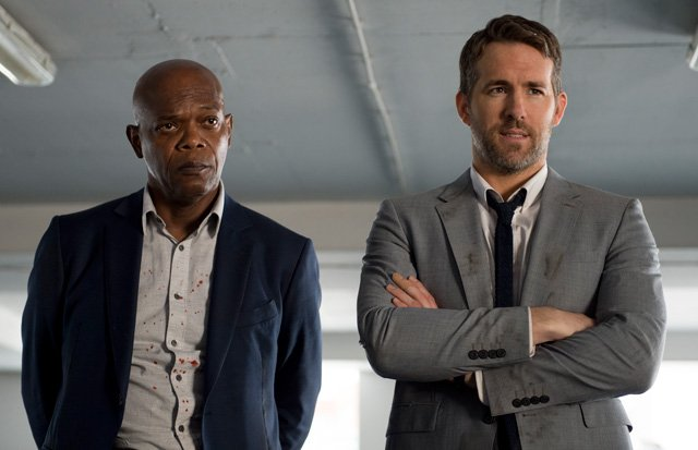 The Hitman's Bodyguard Hits Mark with $21.6M in First Place