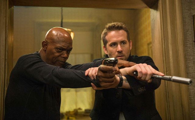 Interviews with The Hitman's Bodyguard Cast
