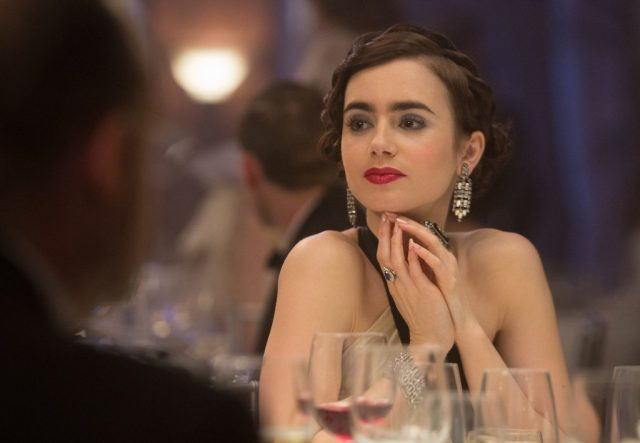 Lilly Collins In Talks To Star In Biopic About JRR Tolkien