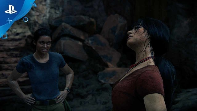 New Uncharted: The Lost Legacy Gameplay Trailer