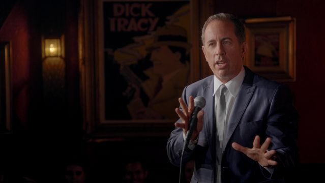 First Look at New Netflix Comedy Special Jerry Before Seinfeld
