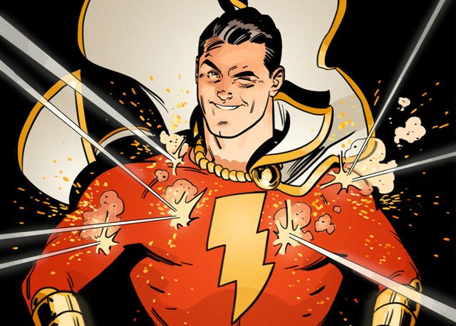Shazam Director David F. Sandberg Says Black Adam Was in Earlier Scripts