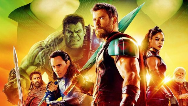International Thor: Ragnarok Poster Assembles the Cast