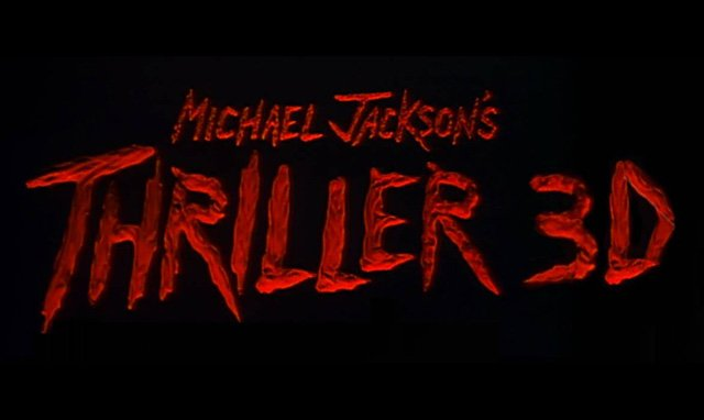 Michael Jackson's Thriller 3D to Premiere at the Venice Film Festival