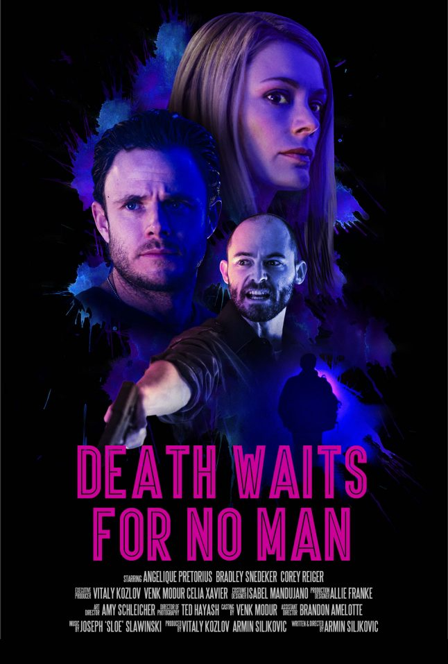 Exclusive Death Waits for No Man Clip is Pure Neo Noir