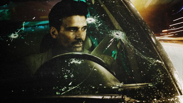 First Look at Frank Grillo in Wheelman, Coming to Netflix