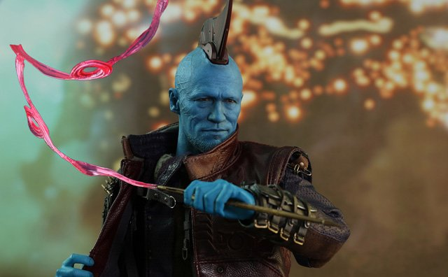 Yondu Hot Toys 1/6th Scale Collectible Figure Revealed