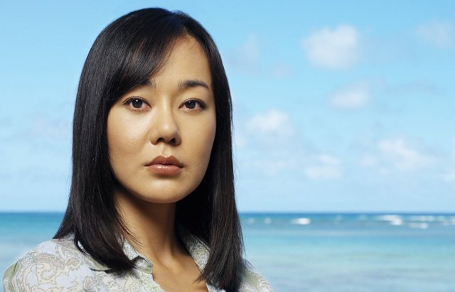 Lost Cast: Yunjin Kim as Sun-Hwa Kwon