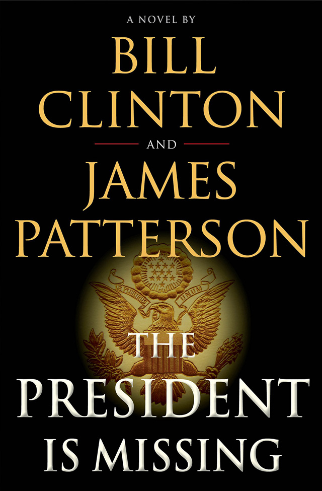 Bill Clinton Novel The President is Missing Becomes Showtime Series
