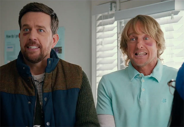 Father Figures Trailer: Owen Wilson and Ed Helms Go on a Dad Hunt