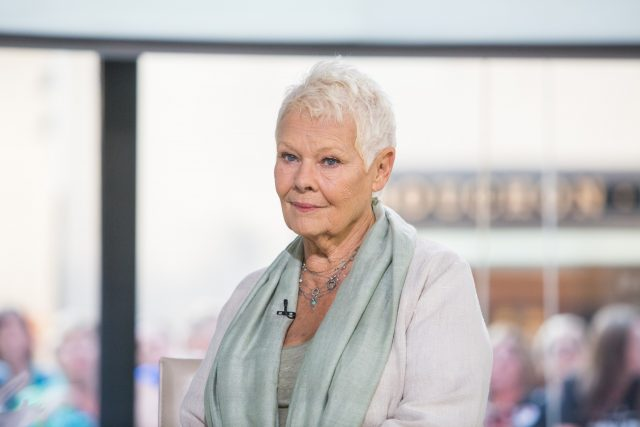 Dame Judi Dench in talks to join the Artemis Fowl film directed by Kenneth Branagh