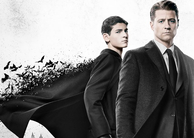 Castle Rock, Gotham Panel and More Coming to New York Comic-Con