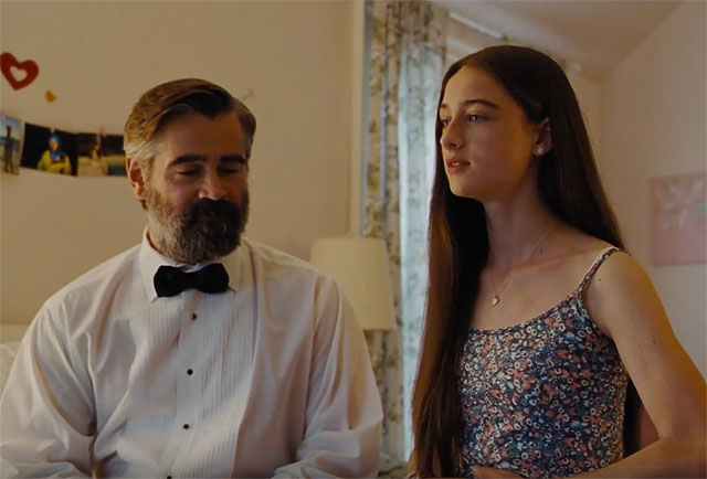 New Killing of a Sacred Deer Trailer With Farrell & Kidman
