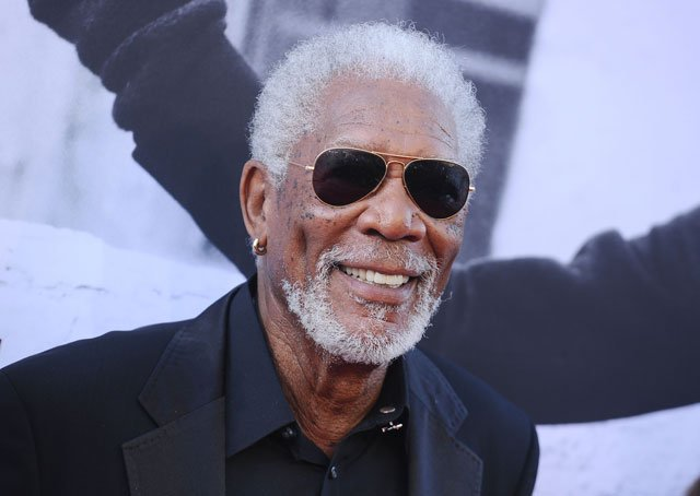 Morgan Freeman to Headline Thriller The Manuscript