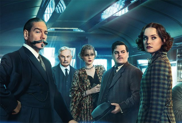 New Murder on the Orient Express Poster Has Clues