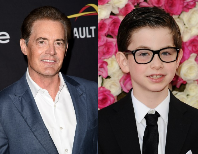 Owen Vaccaro and Kyle MacLachlan join Cate Blanchett in The House with a Clock in Its Walls