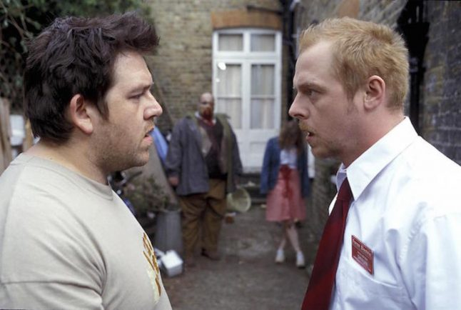 LA! Watch Shaun of the Dead Outdoors at The Greek!