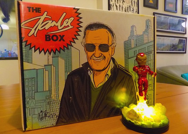 Stan Lee Box September 2017 Unboxing Gallery!