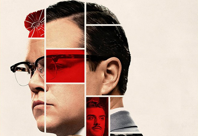 New Suburbicon Poster Fractures Matt Damon