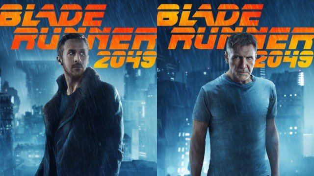 Blade Runner 2049 Character Posters Plus a New Short