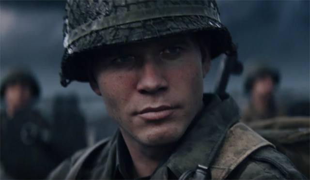 Meet the Call of Duty: WWII Characters in New Videos