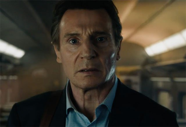 The Commuter Trailer: Liam Neeson is Back in Action