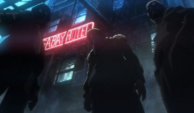 Blade Runner Anime Short from Cowboy Bebop Director Debuts